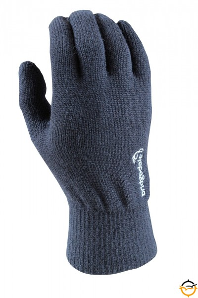 Merino Glove  brown/0001