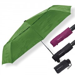 Trek Umbrella; purple; medium