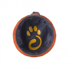 Dog Water Bowl; 170mm; blue; small