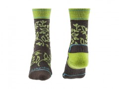 Hike MW MP Boot Women's  brown/lime/120