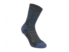 Hike LW MP Ankle  dark grey/blue/126