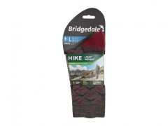 Hike LW MP Ankle  brown/dark red/127
