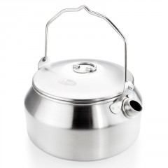 GSI Outdoors Glacier Stainless Tea Kettle; 1l