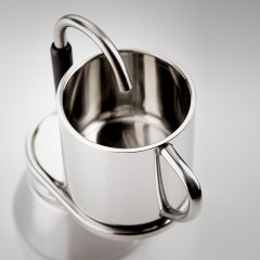 Stainless Mini Espresso 1 cup; 74ml (2)