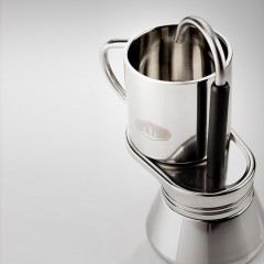 Stainless Mini Espresso 1 cup; 74ml (3)