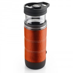 GSI Outdoors Commuter Javapress orange 440ml