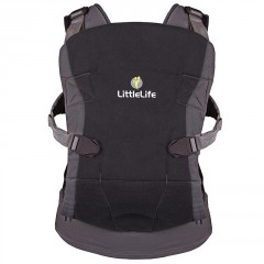 LittleLife Acorn Baby Carrier; grey