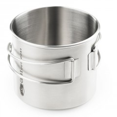Glacier Stainless Bottle Cup/Pot; 591ml (2)