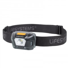 Lifesystems Intensity 230 Head Torch; rechargeable