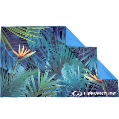 Lifeventure Printed SoftFibre Trek Towel mandala